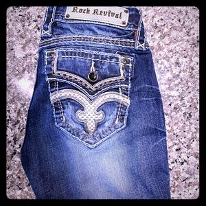 Rock Revival Jeans 👖 26 Skinny leg New condition